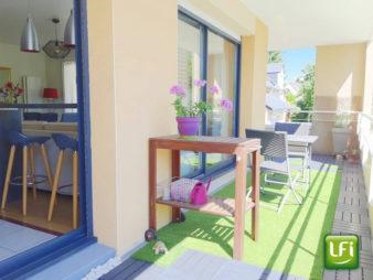 Appartement à vendre à Pacé – 3 pièces – 10 min de Rennes
