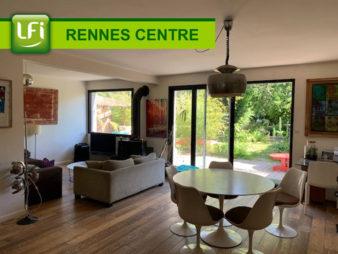 Maison Rennes quartier Anatole France – 7 pièce(s) 160 m2