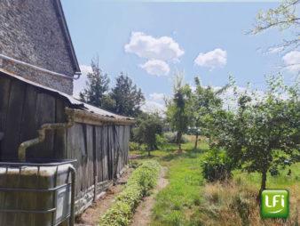 Maison a rénover Saint Malon Sur Mel