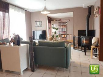A vendre Maison La Chapelle Du Lou Du Lac  167 m2