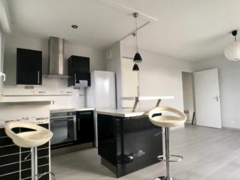 Appartement T2 à Chavagne avec terrasse plein sud!