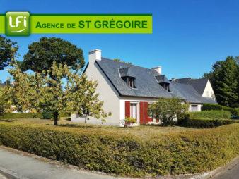 Maison Saint Gregoire 4 pièce(s) 85 m2