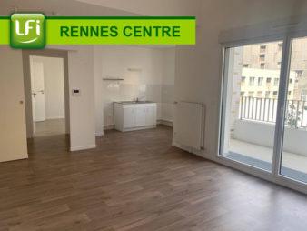 Appartement Rennes situé Baud – Chardonnet 4 pièce(s) 80 m2, Balcon, Parking