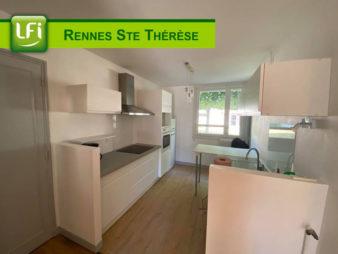 Appartement Rennes 4 pièce(s) 62.8 m2
