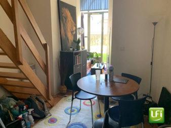 Appartement Rennes Centre historique – 2 pièce(s) 36.7 m2 construction récente