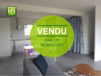 Vendu Maison Neuve Montfort Sur Meu 5 pièces 94m2