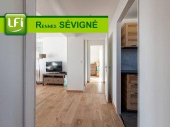 Appartement Rennes 5 pièce(s) 82 m2