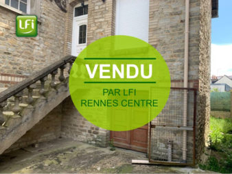 Maison Rennes 5 pièce(s) 90 m2 à rénover à deux pas du métro Anatole France