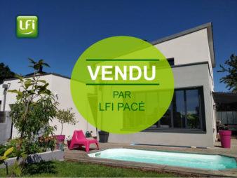 Maison Vezin Le Coquet 5 pièces – 155m2