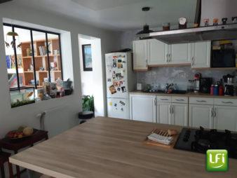 Maison T7 à vendre, Rennes Bellangerais
