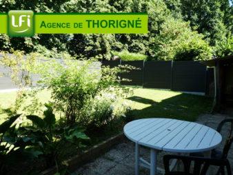Opportunité sur Thorigné-Fouillard