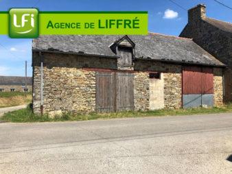 Grange Erce Pres Liffre 60.82 m²