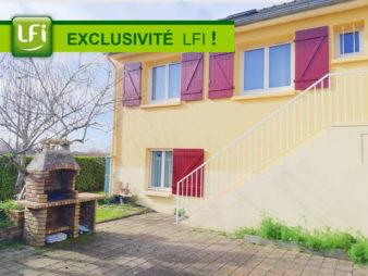 A vendre Maison Pleumeleuc 6 pièces 130m2