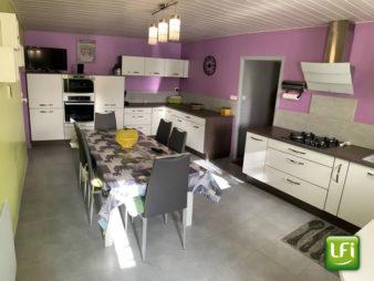 Maison Gosne 6 pièce(s) 131.29 m2