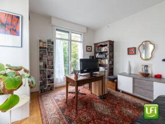 Exclusivité ! Appartement Rennes Centre-Ville 4 pièce(s) 92.61 m2 avec cave et grenier à deux pas de la Mairie !