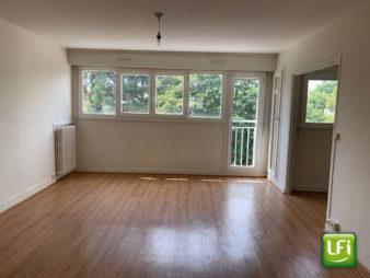 Appartement Rennes – Centre-Ville – Colombier – 5 pièces 92.47 m2 balcons, cave et garage
