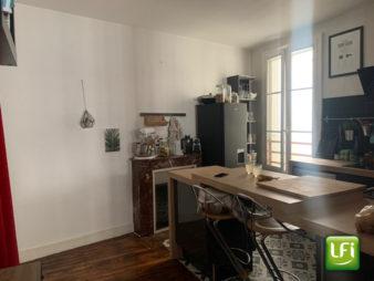 Appartement Rennes Centre-ville 4 pièces 78.56 m2 avec cave à deux pas des halles centrales.