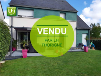 Maison en centre de Thorigne Fouillard