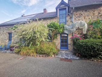 Longère rénovée – 4km de Châteaugiron