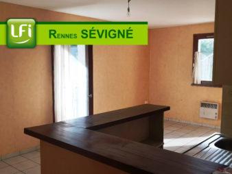 Appartement Rennes 2 pièce(s) 35 m2