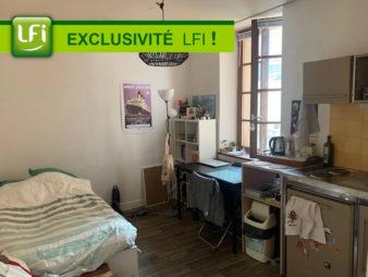 EXCLUSIVITÉ AGENCE ! Appartement Rennes Centre-Ville Les Halles Studio 13 m2