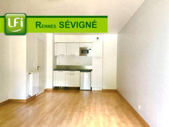 Appartement Rennes 1 pièce(s) 31 m2