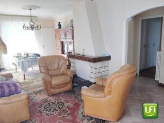 Maison à vendre à Vezin Le Coquet 6 pièces – 5min de Rennes