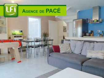Maison à vendre à Parthenay-de-Bretagne – 90,36 m2 – 4 pièces – 5 min de Pacé et de Saint-Gilles