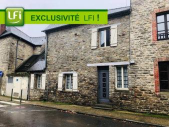 Maison de bourg 56,2 m² La Bouexière