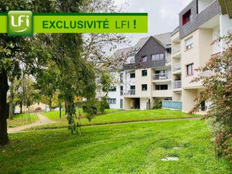 Appartement Type 4, Rennes Bellangerais
