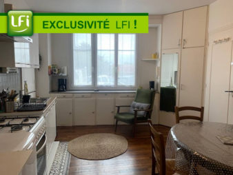 Appartement Rennes Centre-Ville type 2 pièces de 30 m2 – Cave – Saint-Hélier – Gare – Métro