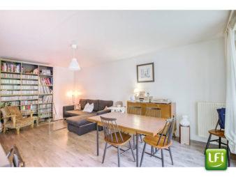 EXCLUSIVITÉ AGENCE ! Appartement Rennes Centre-ville – Les Quais – Le Mail – 3 pièces 77.31 m² –  balcon, cave et garage