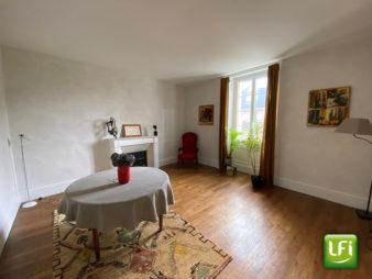 Appartement Rennes Centre-Ville 5 pièces 126.96 m2 – Mail François Mitterrand – Exposition Sud – petite copropriété – cave et garage