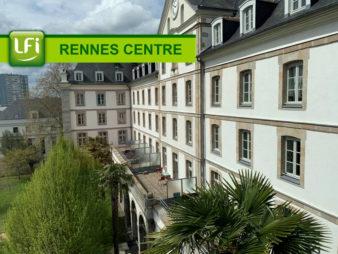 Appartement T 1 bis à louer, Centre Historique