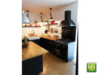 Appartement Rennes  – Centre-Ville – Chézy Dinan – 3 pièce(s) 91.83 m2 – Style Loft