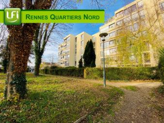 Appartement T5 à vendre, Rennes Bellangerais