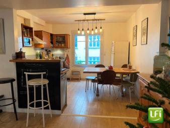 Appartement Rennes 4 pièce(s) 83.71 m2
