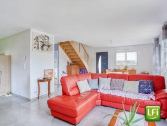 A vendre Maison Boisgervilly 5 pièces131.56 m2