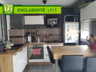 EXCLUSIVITE AGENCE ! Appartement  Rennes Centre – Quartier Saint Hélier – type 2 de 38m²  – balcon et place de parking en sous-sol