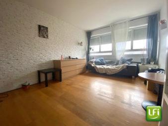Appartement Rennes Centre-Ville 2 pièce(s) 52 m2 –  Parking Couvert – Cave – Quartier Bourg l'evêque – Les Lices