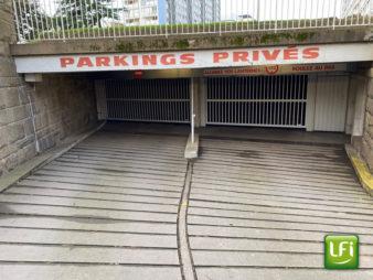 Parking / box Rennes centre ville – Square du colombier