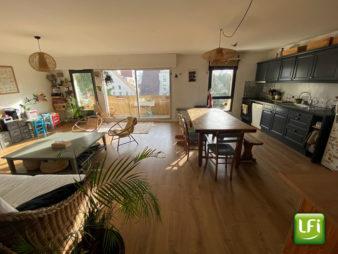 Appartement T4 à vendre, Rennes les Gayeulles