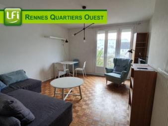 3 pièces quartiers Cleunay