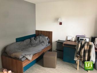 EXCLUSIVITE AGENCE ! Appartement Rennes Centre-ville – Gare Côté Nord Studio 1 pièce de 20.40 m2.