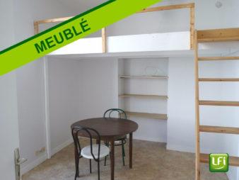 Studio à louer, Rennes boulevard de la Duchesse Anne