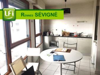 Appartement T1 à louer, boulevard de Metz