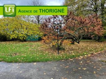 Terrain Thorigne Fouillard 610 m2