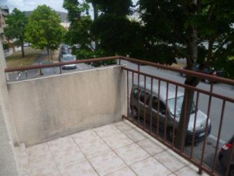 Type 1 bis meublé à louer quartier Cleunay