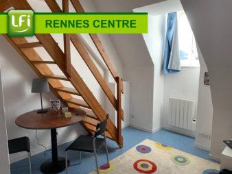 Appartement T1 à louer – Duplex – Résidence Le Grand Collège – Centre Historique – Meublé