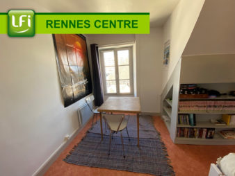 Appartement Studio – Centre ville – République